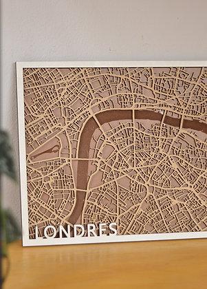 Mapa - Londres