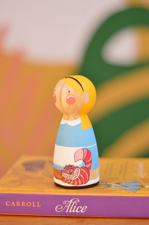 Alice - Pegdoll