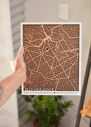 Mapa 27x33cm