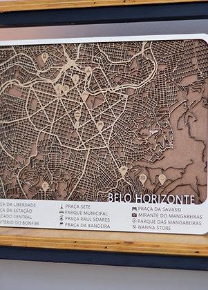 Mapa 48x33cm