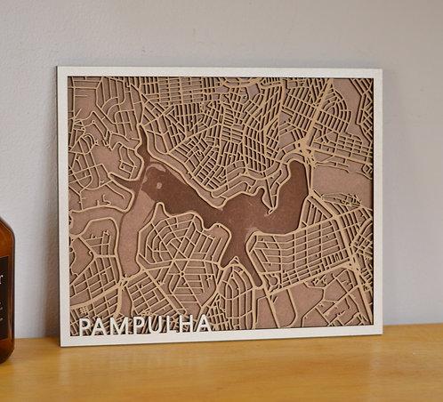 Mapa - Pampulha