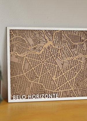 Mapa - Belo Horizonte