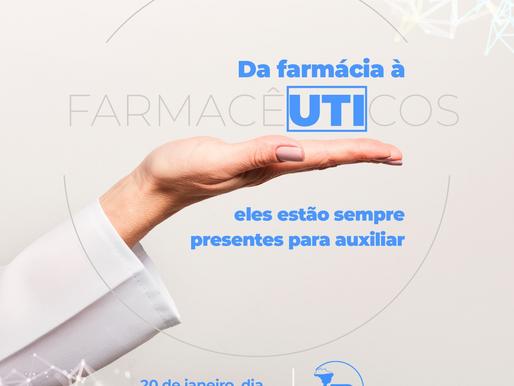 20 de janeiro: Dia do farmacêutico! A importância desse profissional dentro da EMTN!