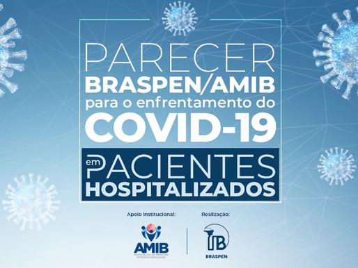 Parecer BRASPEN/AMIB para o Enfrentamento do COVID-19