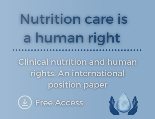 Nutrition Care is a Human Right