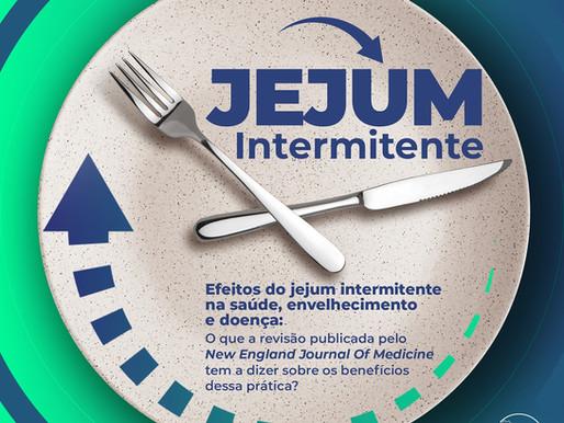 Efeitos do Jejum Intermitente na saúde, envelhecimento e doença!