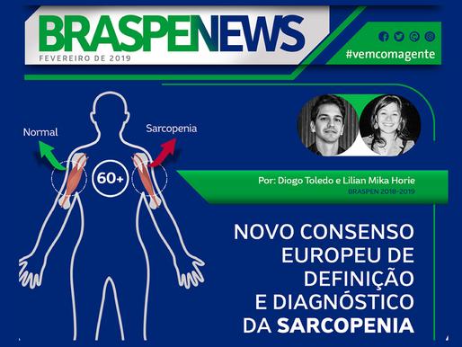 Novo consenso europeu de definição e diagnóstico da sarcopenia. Por: Diogo Toledo e Lilian Mika