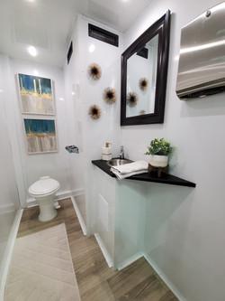 Luxury Portable Restroom