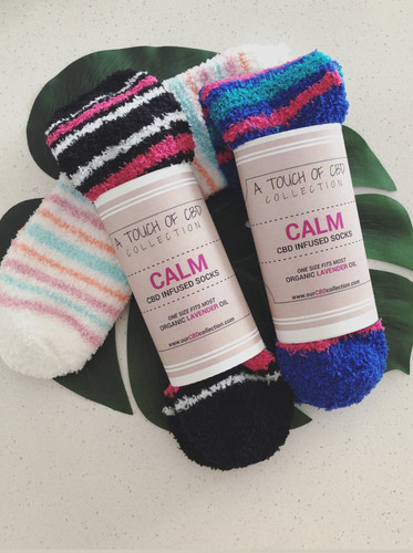 Women's CALM CBD Socks