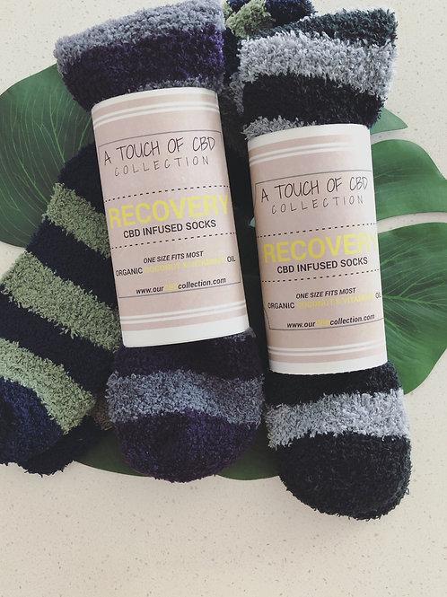 Men's RECOVERY CBD infused Socks