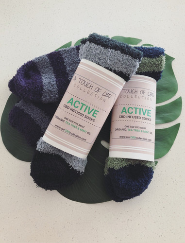 Men's ACTIVE CBD Socks