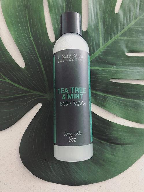 Tea Tree & Mint Body Wash