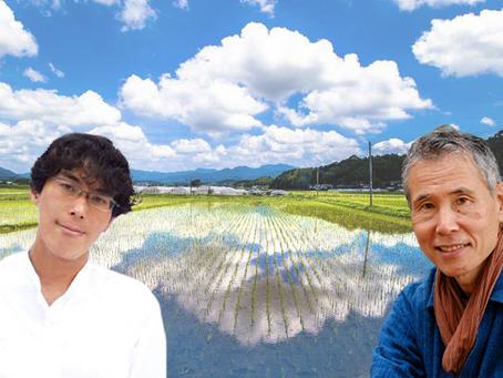 TALKS.「今」と「未来」を考える with 辻信一 開催レポート