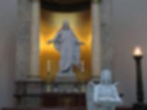 Thorvaldsens jesus i hvor frue kirke