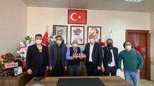 BAŞKAN TURANLI'DAN İGD'ye ZİYARET