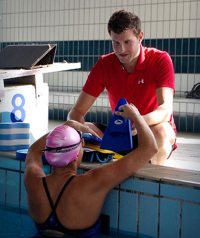 Privatlektion Schwimmen