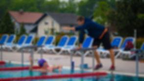 Trainingsplanung Schwimmen