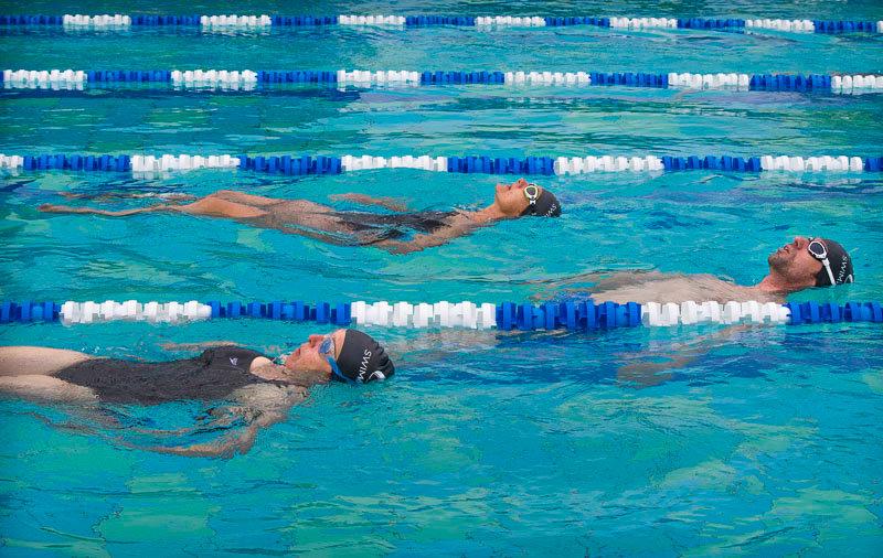 Kurs für Nichtschwimmer, Mittwoch 17:00