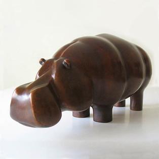 Hippo Bronze