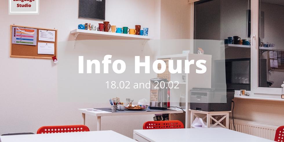 Info Hour. Инфо-час. Infotund.  (1)