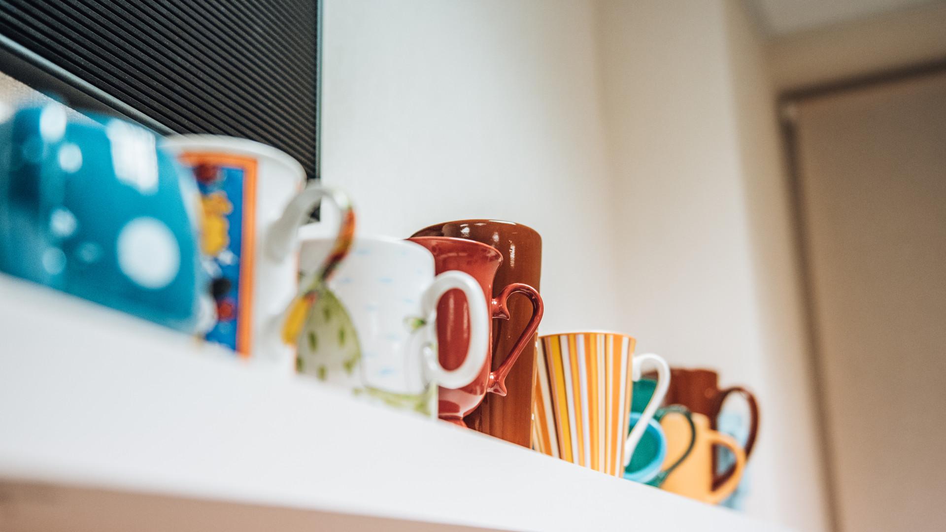KLS mugs and cups