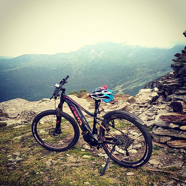 Mont Fourcat -Vélo électrique-Caminovelo
