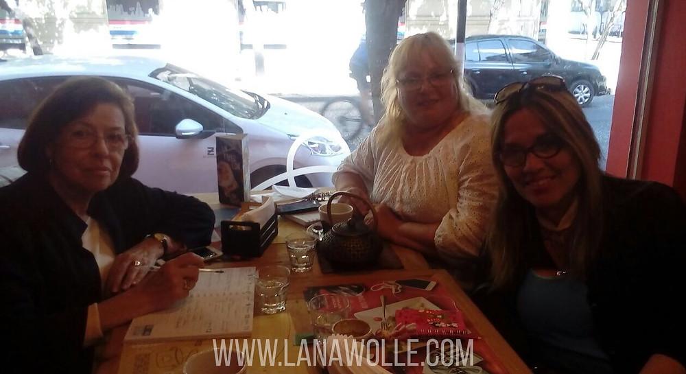 Entrevista  a Valientes para Lanawolle.com