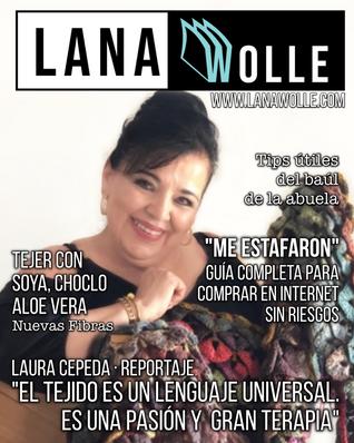 Laura Cepeda Entrevista. Tejer es un Lenguaje Universal