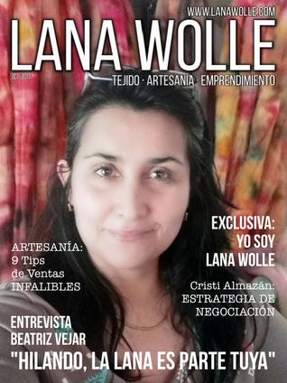 """""""Hilando, la lana es parte tuya"""" · Beatriz Vejar · Entrevista"""