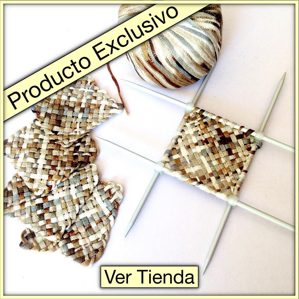 Telar Revoloom Producto exclusivo de Emporio Lana Wolle