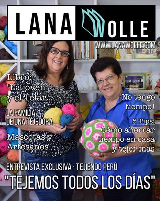 Tejiendo Perú · Entrevista con Ana Celia y Esperanza