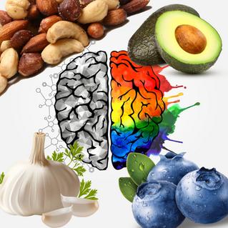 5 Alimentos que potencian la creatividad
