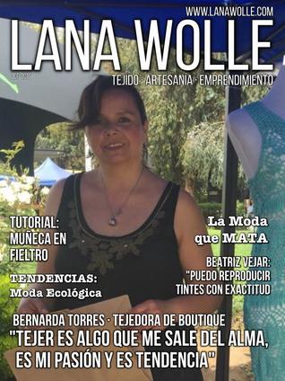 """""""Tejer es algo que te sale del alma"""" · Bernarda Torres · Entrevista"""
