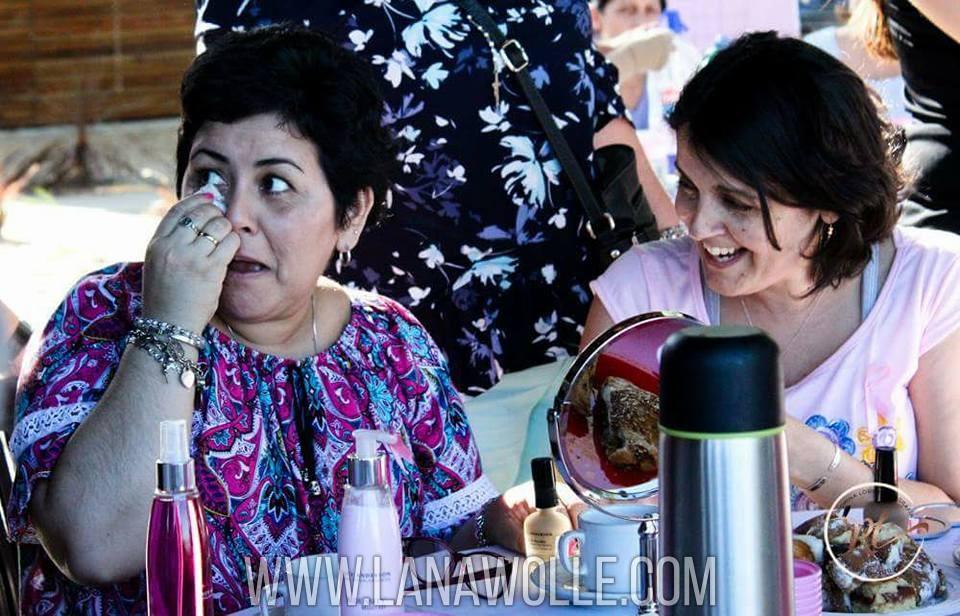 banco de Pelucas. Mujeres que padecen cancer