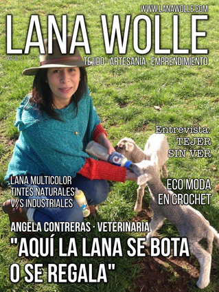 """Aquí la Lana se bota o se regala"" · Angela Contreras· Entrevista"