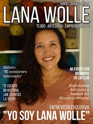 Yo soy Lana Wolle · Sin Máscara · Entrevista