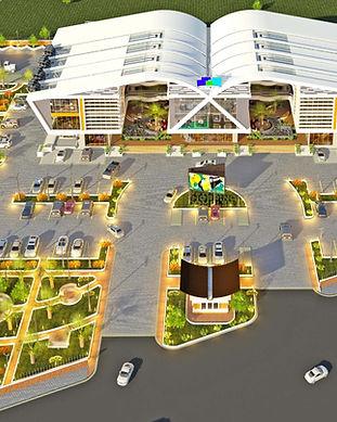 Shopping Complex (Archibong Aniekan)_Pag