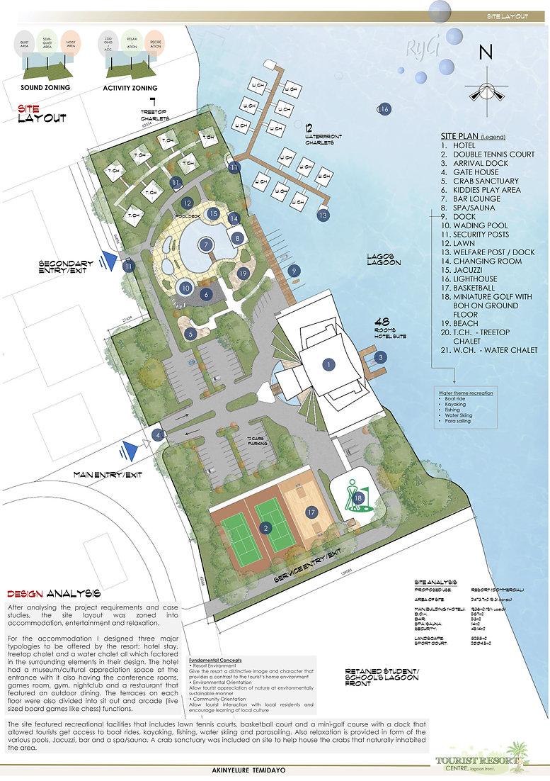 AKINYELURE TEMIDAYO - Tourist Resort Cen