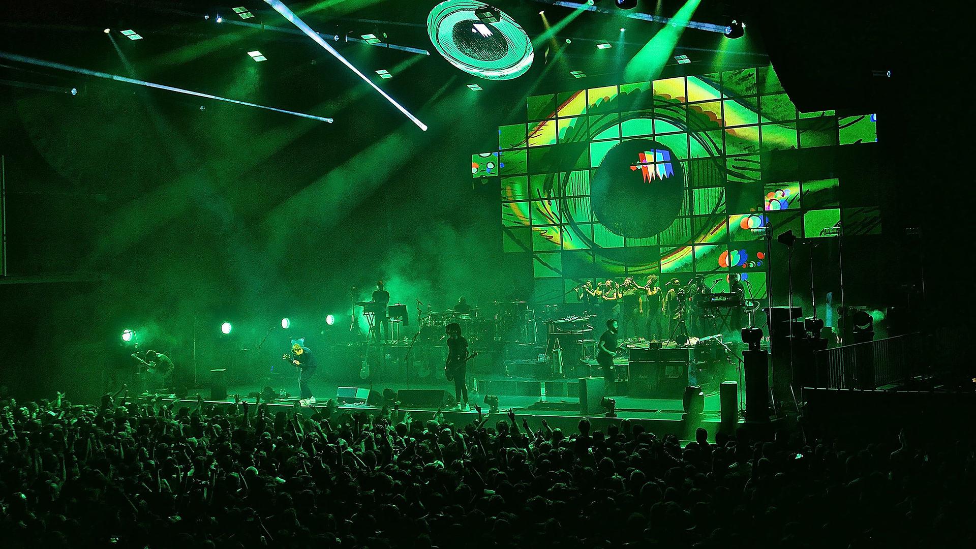 Gorillaz - Humanz World Tour