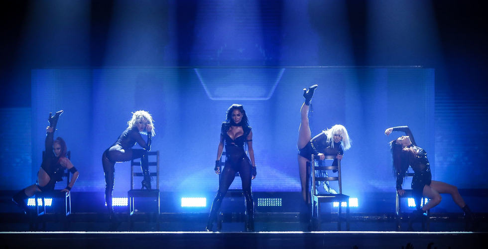 Pussycat Dolls - X Factor