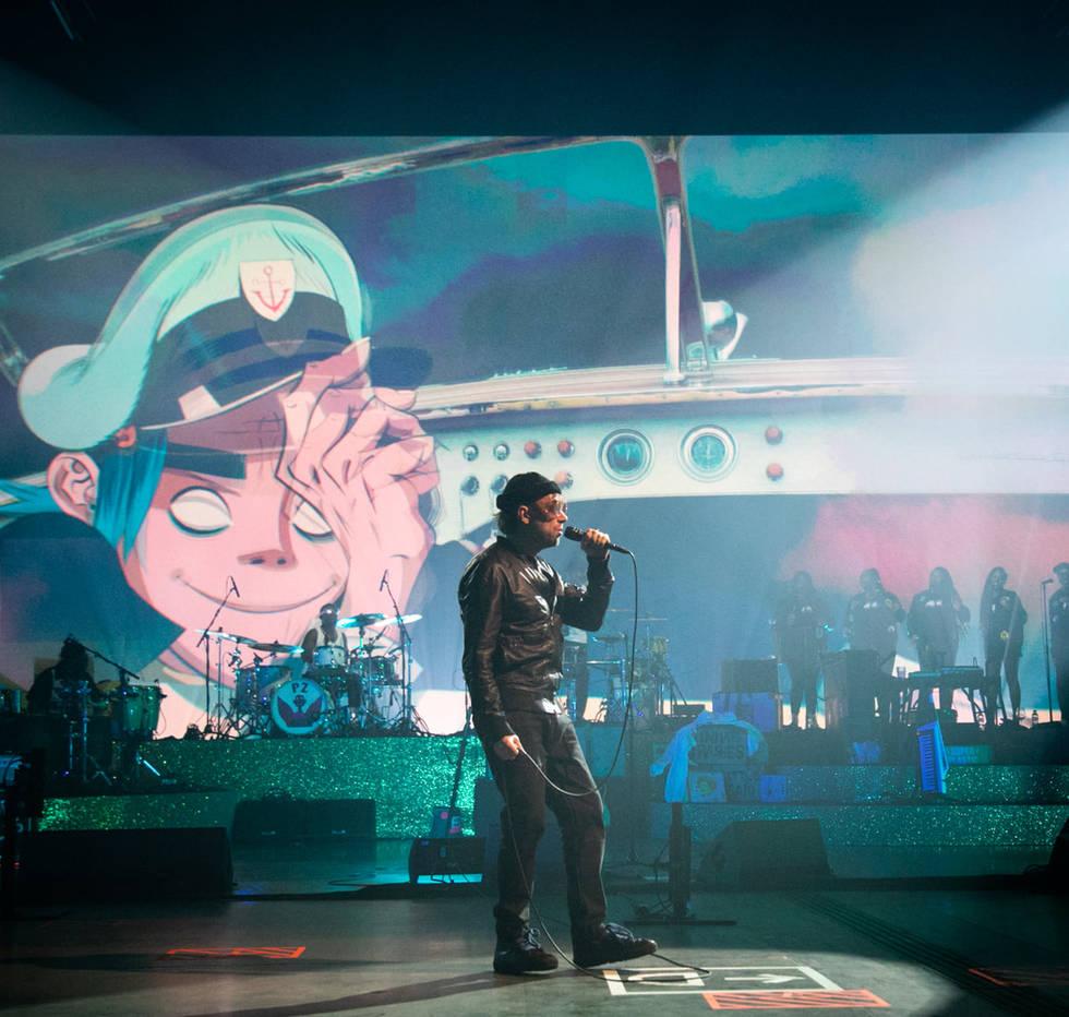 Gorillaz - Song Machine Live 2020