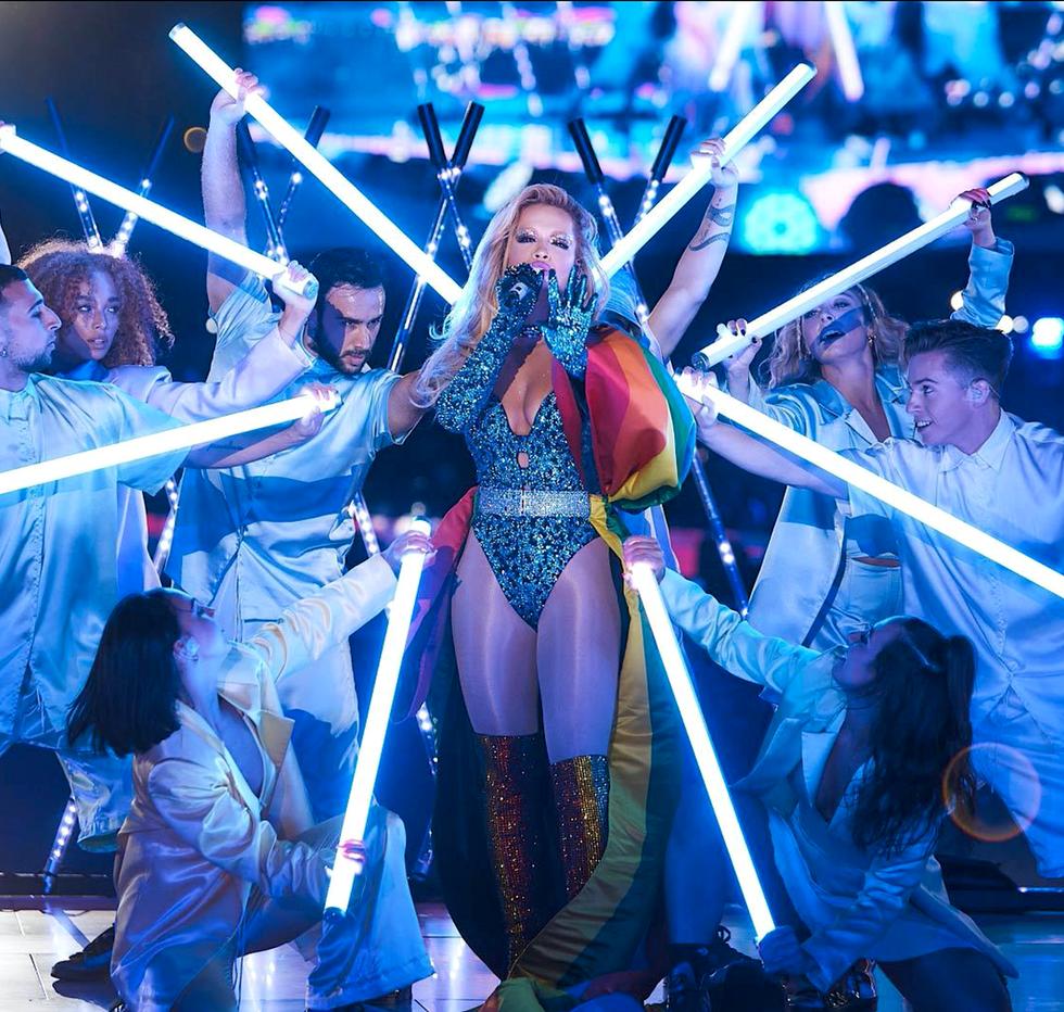 Rita Ora - Mardi Gras 2021
