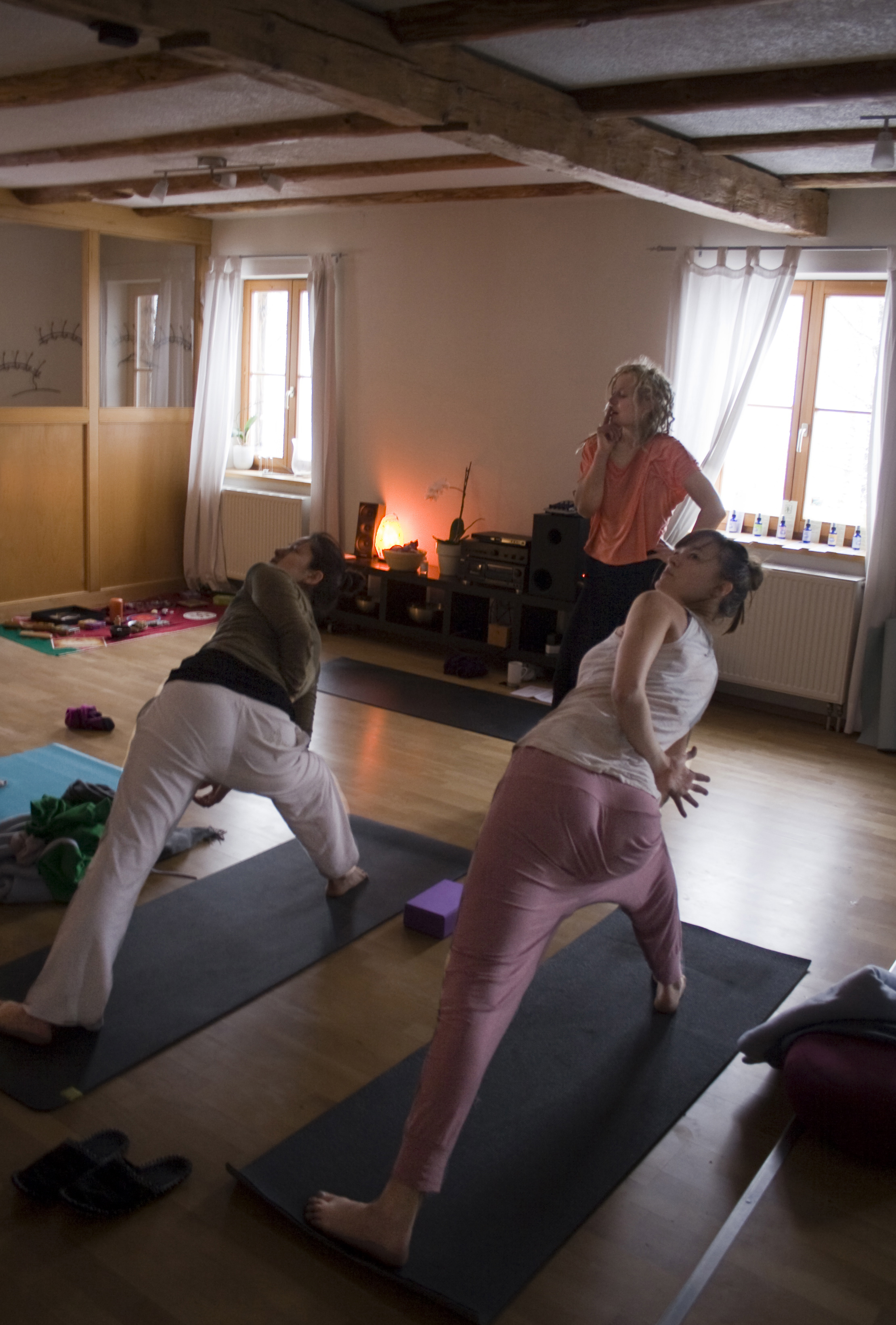 Fearles Yoga Retreat
