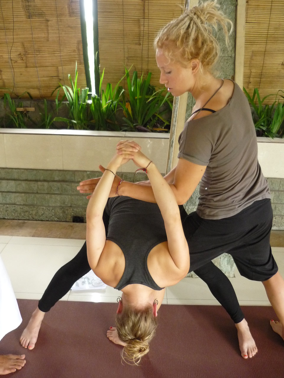Adjustments YOga