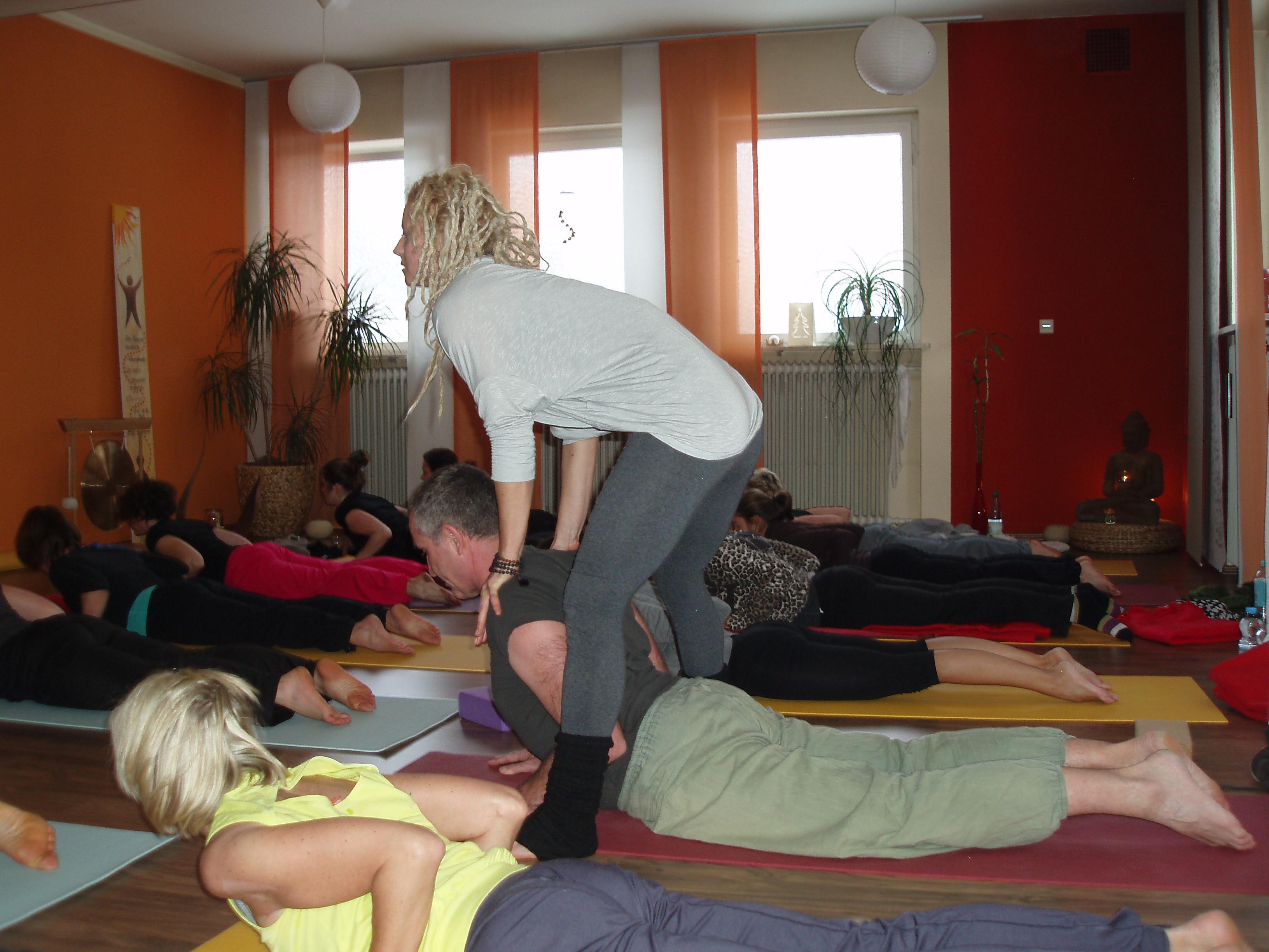 Yoga Ulm