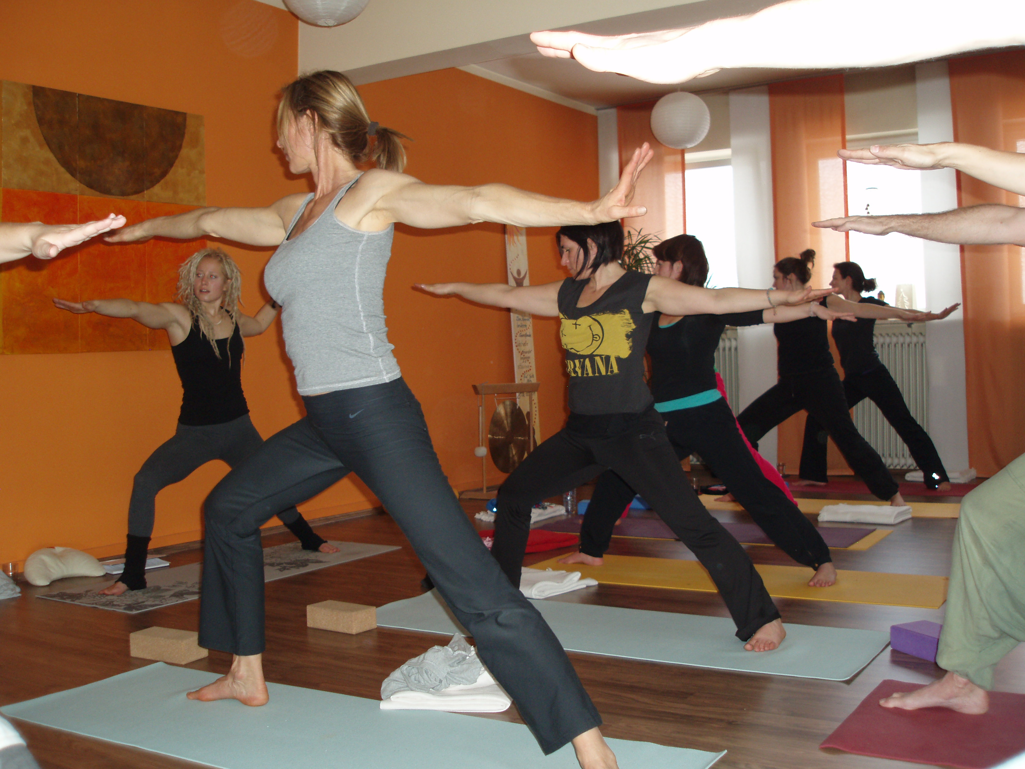 Fearless Yoga Workshop