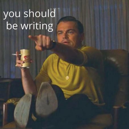 SECRET TO WRITING REVEALED!