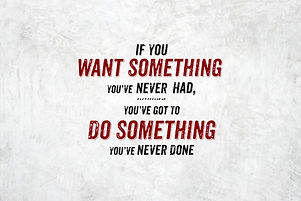 Inspiration quote _ If you want somethin