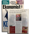 Ekonomist Dergisi 'Pizzabulls'