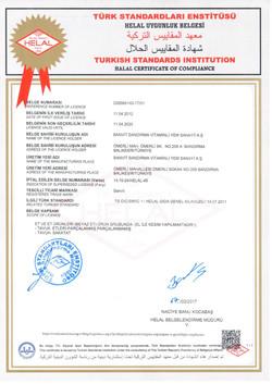 bandirma-banvit-helal-sertifikası